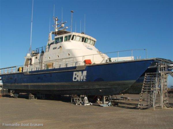 Nqea Catamaran Custom