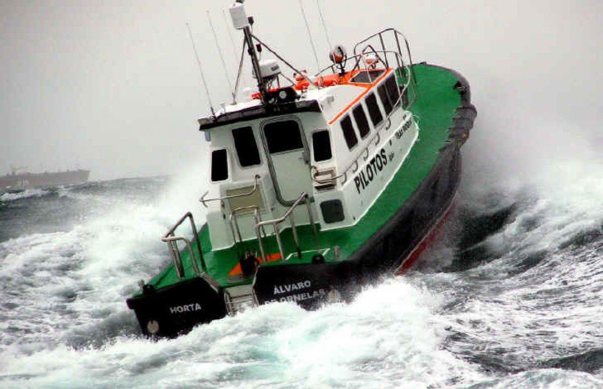 Safehaven Interceptor 38 Pilot