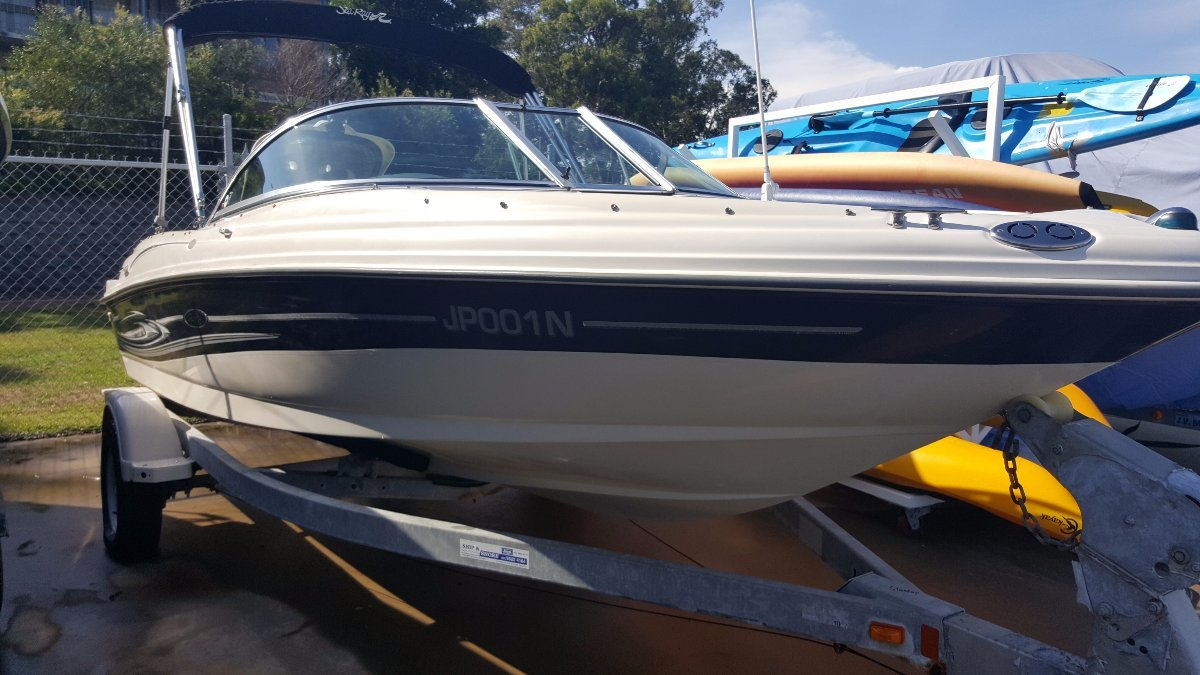 Sea Ray 180 Bowrider Bowrider