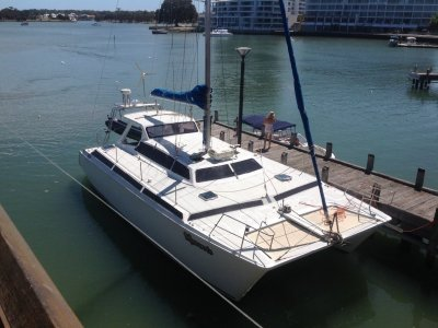 Chamberlin Stratus 12.6M- Click for more info...