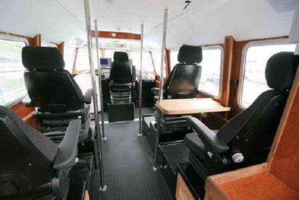 Safehaven Interceptor 42 Pilot