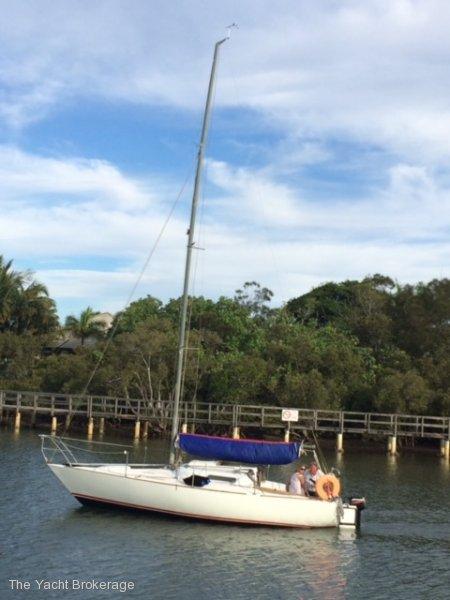 Sparkman & Stephens 28 Sloop Rigged Yacht