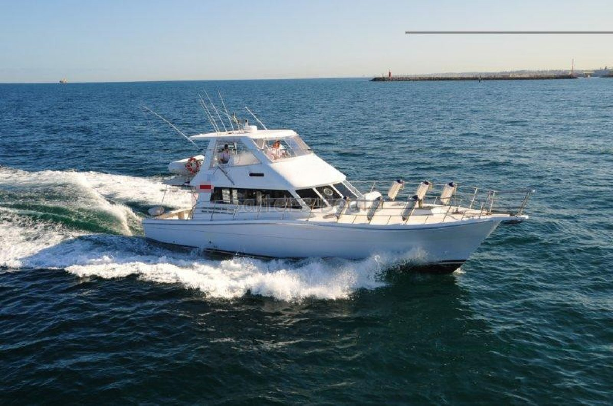 16m New Westcoaster Charter Vessel