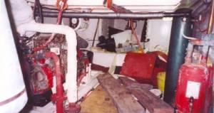 Steel Prawn Trawler