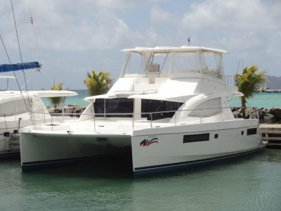 Leopard Catamarans 51 Powercat- Click for more info...