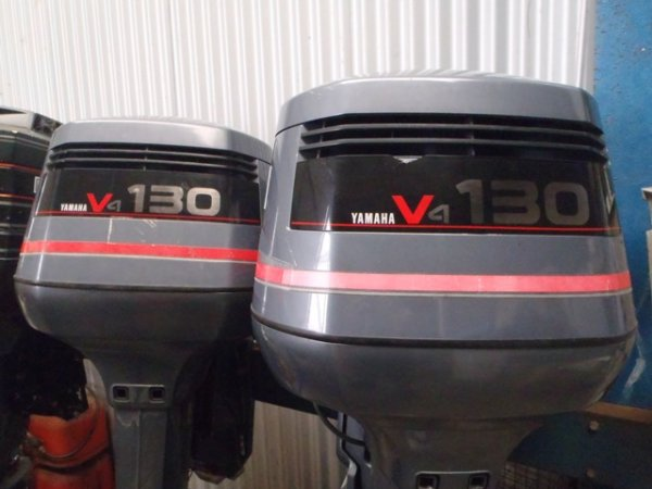 Yamaha 130hp 2 STROKE, X/L, OIL INJECTION, POWER T/T -