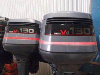Yamaha 130hp 2