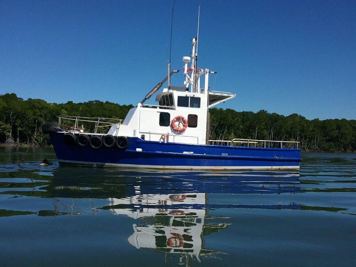 Tug - Work Boat