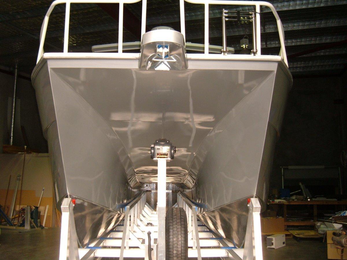 Preston Craft 7.6m Inboard diesel Thundercat.