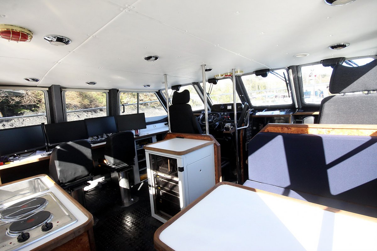 Safehaven Wildcat 40 Hydrographic
