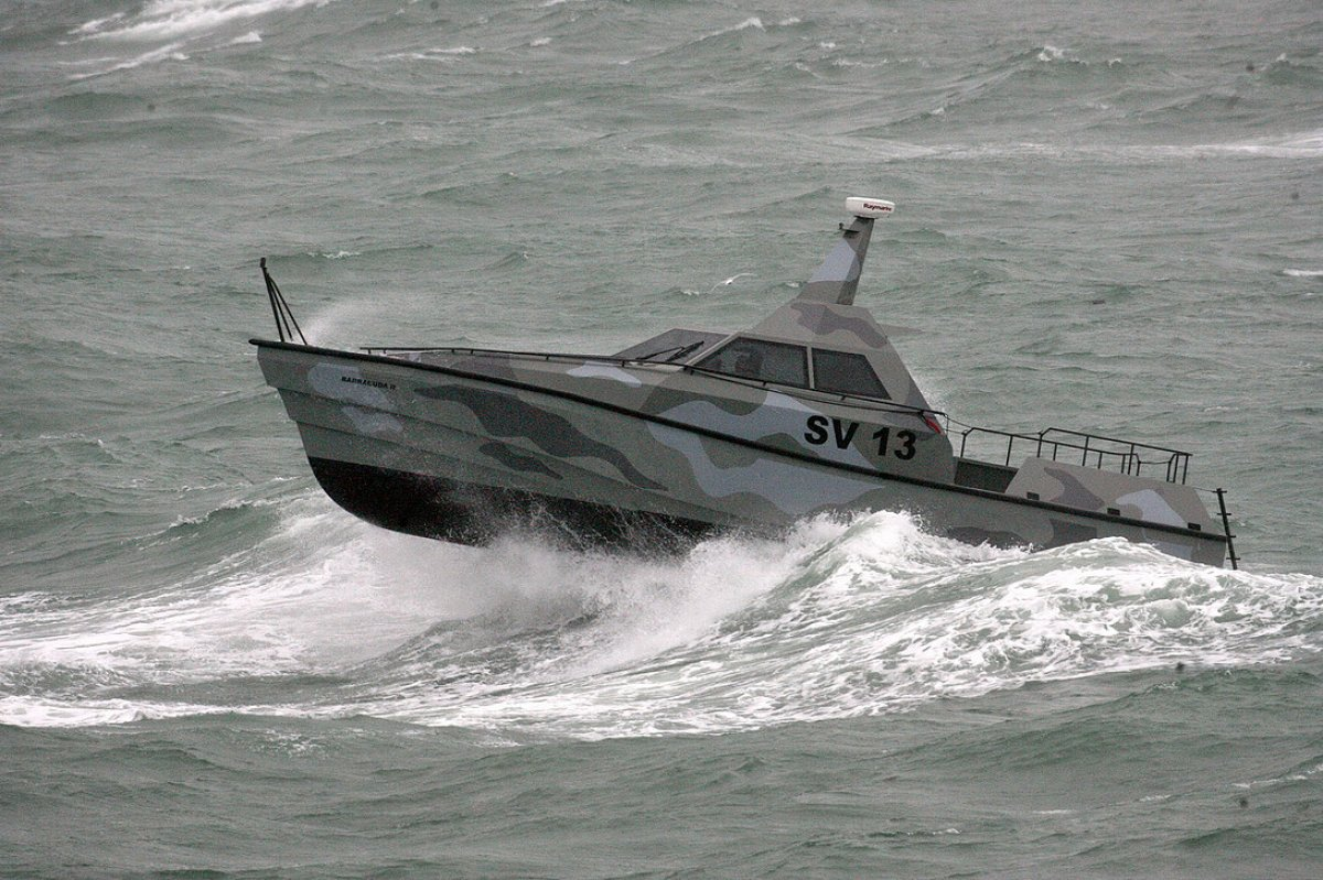 Safehaven 13m Barracuda