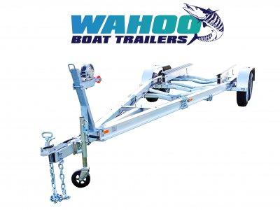 2 Ton Alloy Boat