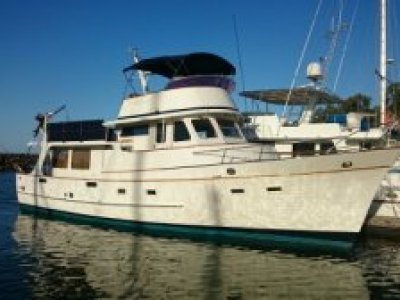 Grand Banks Flybridge Cruiser- Click for more info...