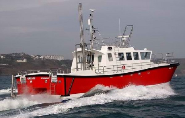 Safehaven Wildcat 53 Single level Hydrographic vessel
