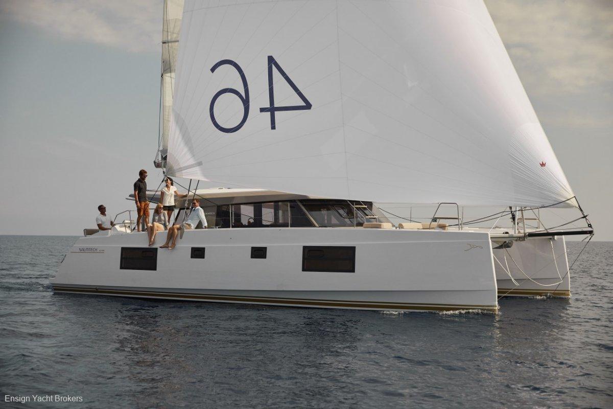 Bavaria Nautitech 46 Open