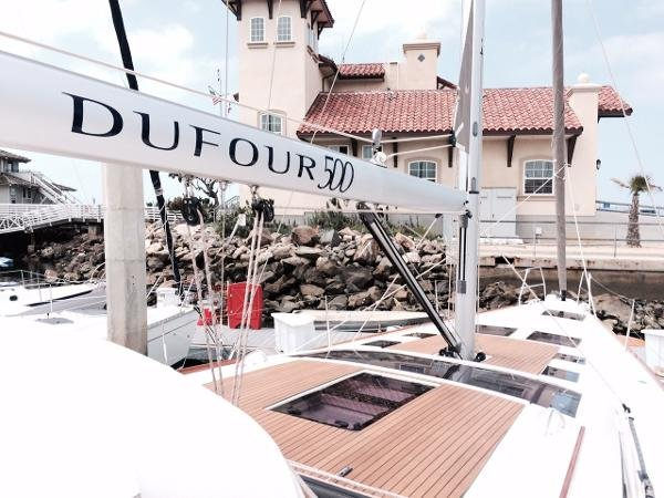 Dufour Grand Large 500