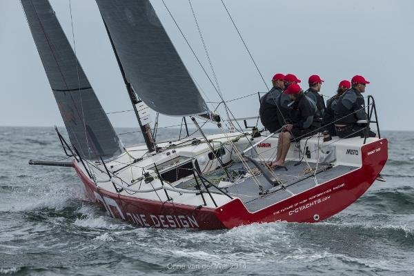 New C&C Yachts 30 One Design