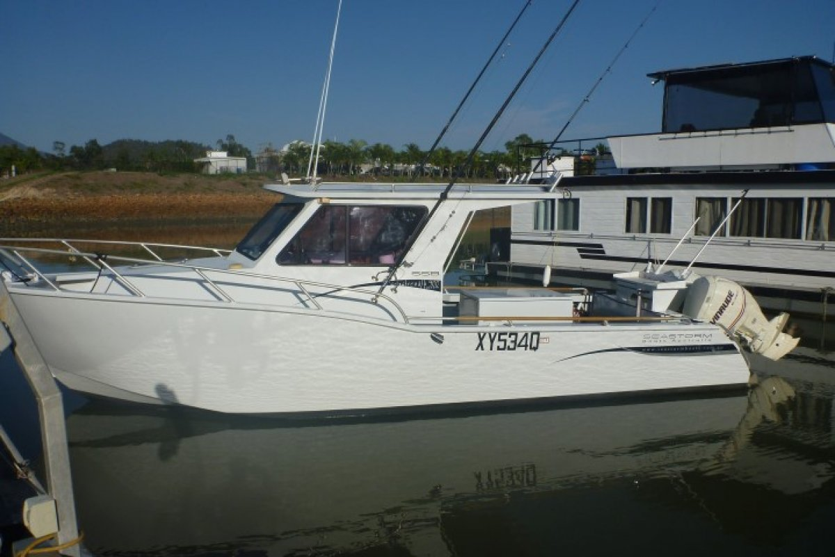 Sea Storm 900 Custom 9.15 OFFSHORE