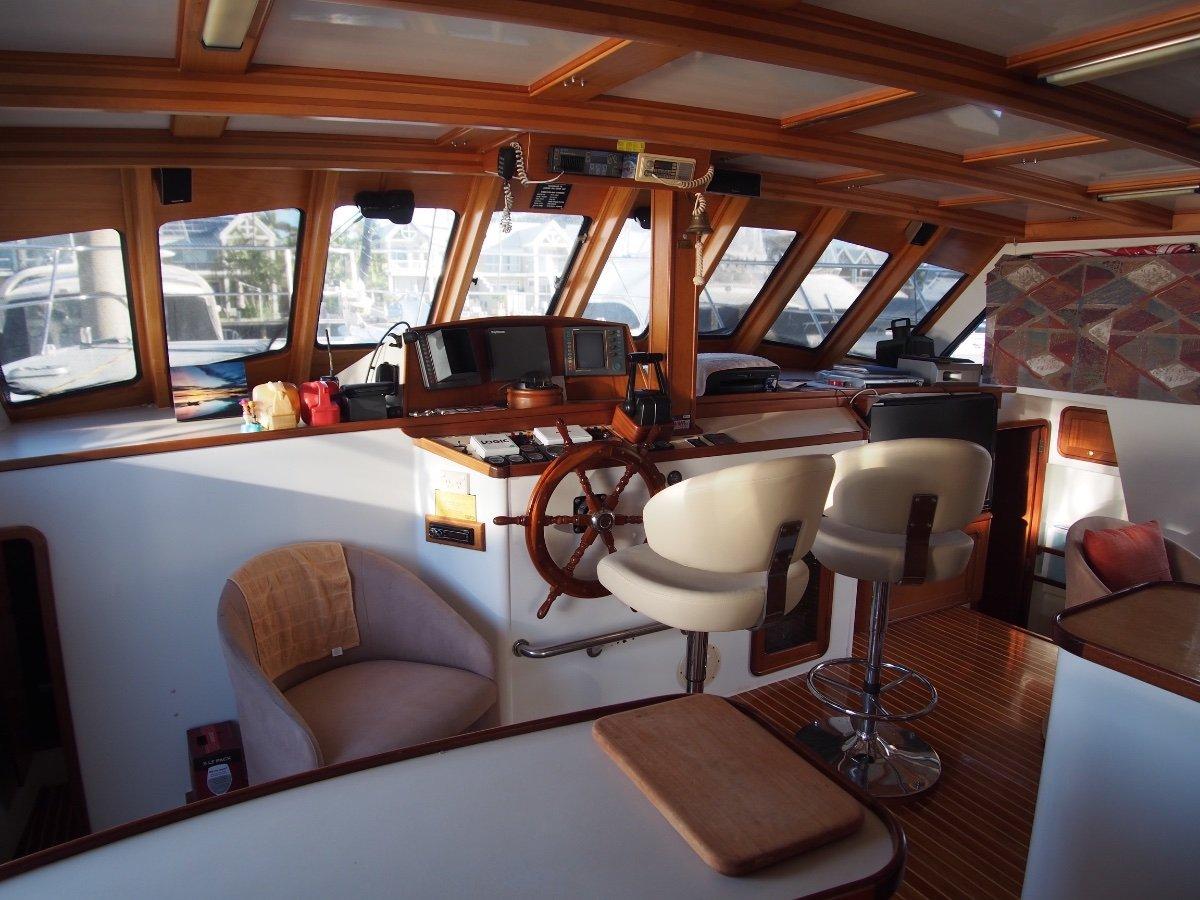 Brady 52 Catamaran Liveaboard/Extended Cruise/Passagemaker