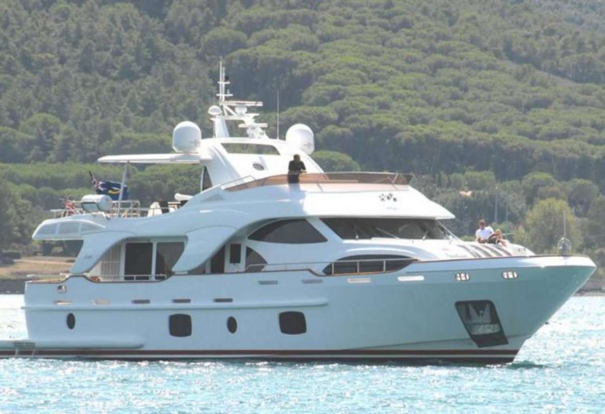Benetti LEGEND 85 - 'XOXO'