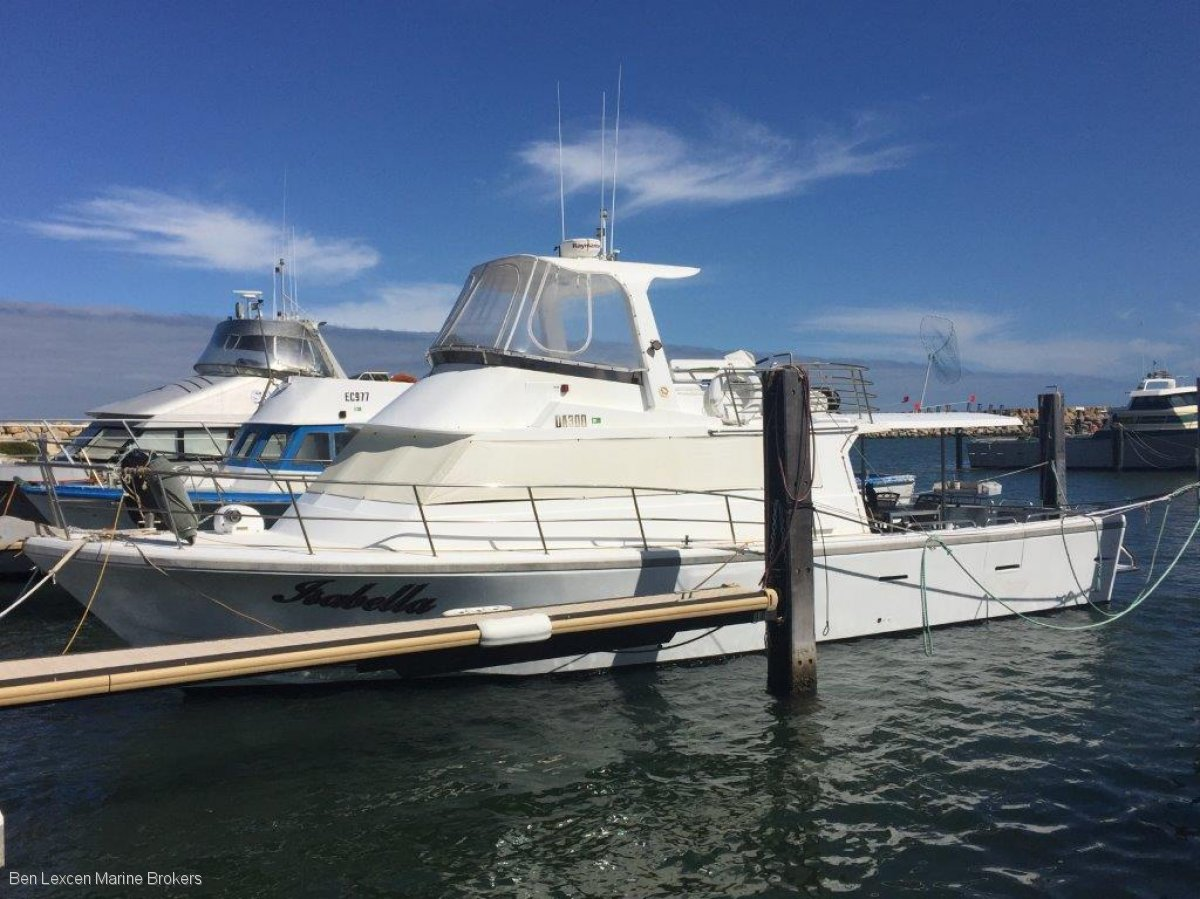 Conquest 48 Great Rotto Boat