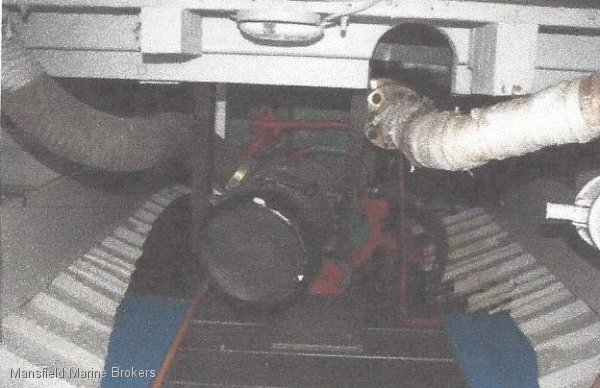 Custom Craft 35 Ex Pilot Vessel