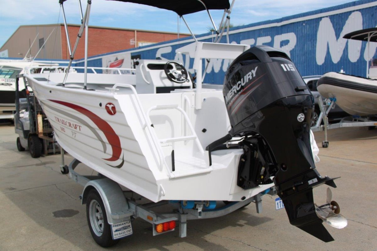 Trailcraft 560 Profish