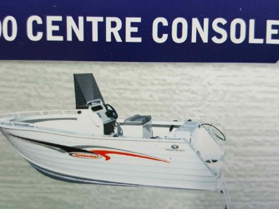 Trailcraft 500 Centre Console