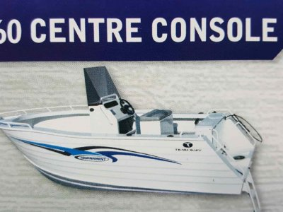 Trailcraft 560 Centre Console