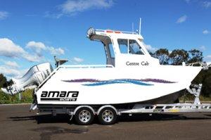 Amara 6.0 Centre Cab