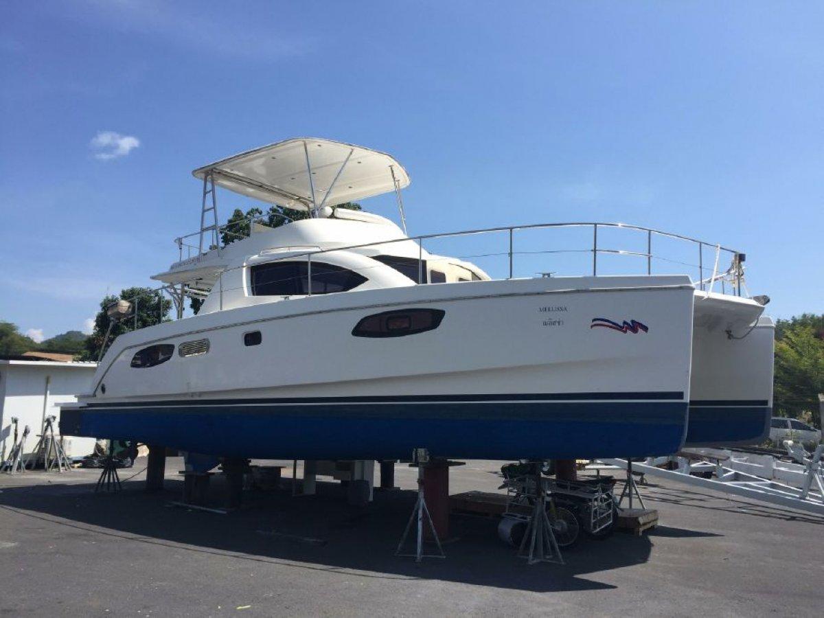 Leopard Catamarans 39 Powercat