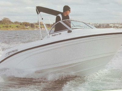 Ocean Master 490 Explorer