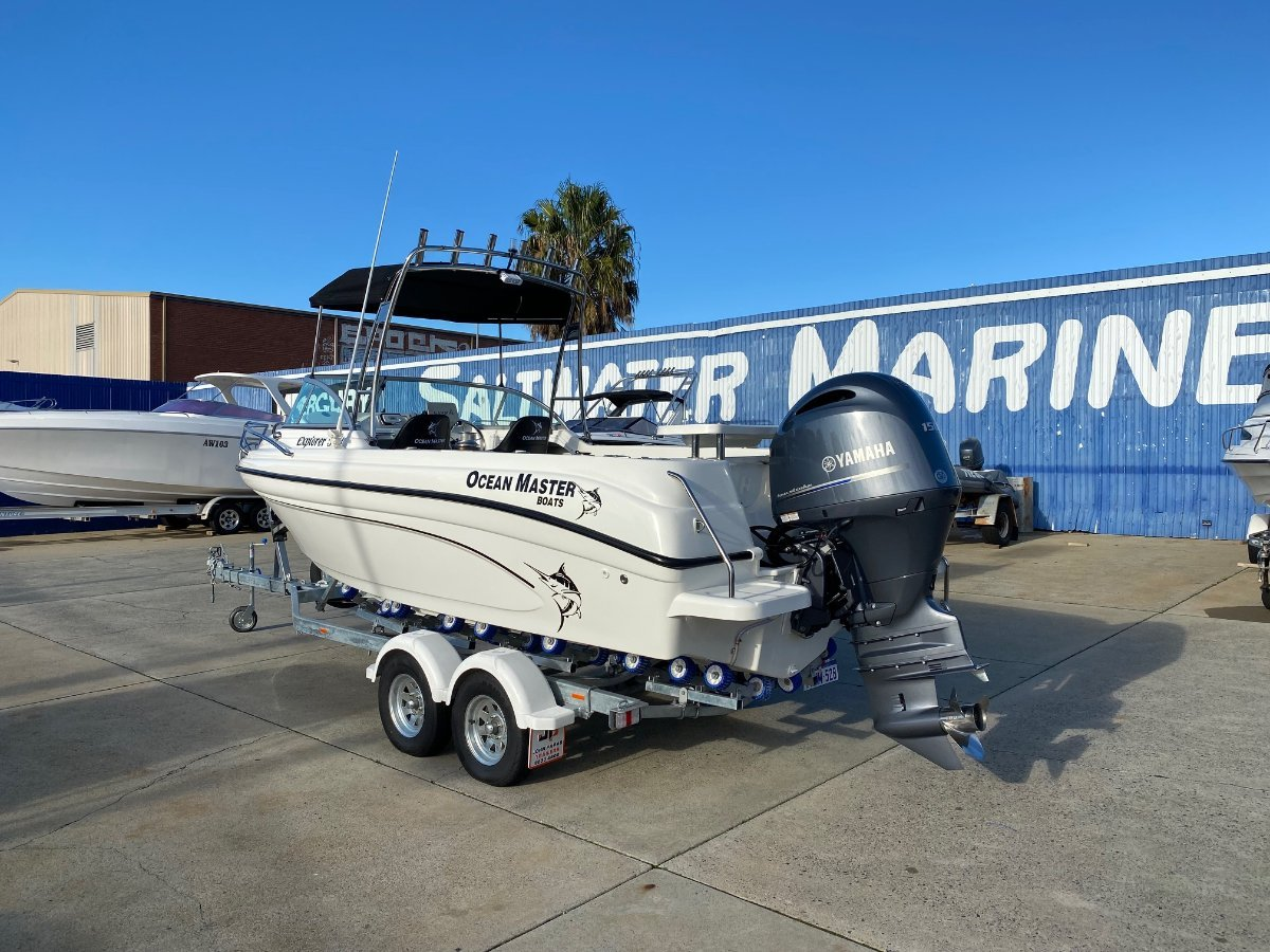Ocean Master 590 Explorer