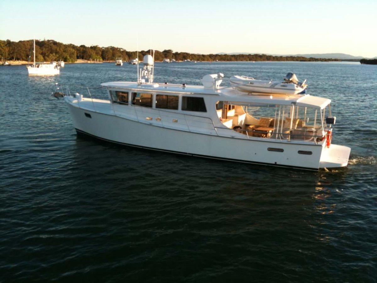 1998/2014 Custom Motor Yacht