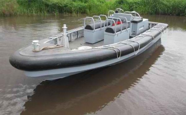 7m DEMONSTRATOR Rescue Patrol Boat