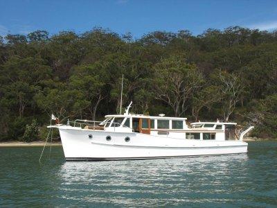 38' Custom Sharpie Timber Cruiser