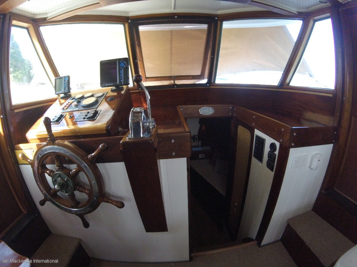 38' Custom Sharpie Timber Cruiser
