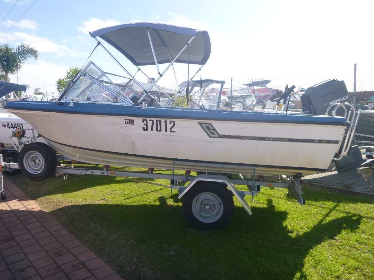 Guardian Runabout 5 mtr