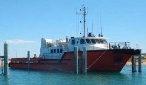 27m Work / Crew Transfer Vessel