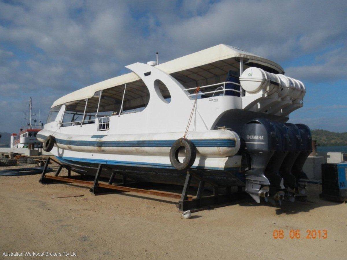 14m RIB Passenger Ferry