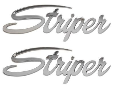 Striper Decals-