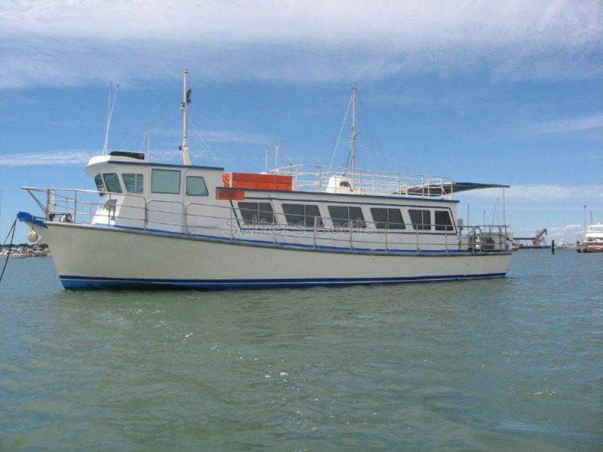 Custom 14.3m Passenger Vessel