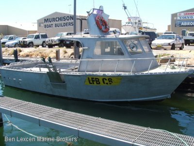 Millman Jet Boat