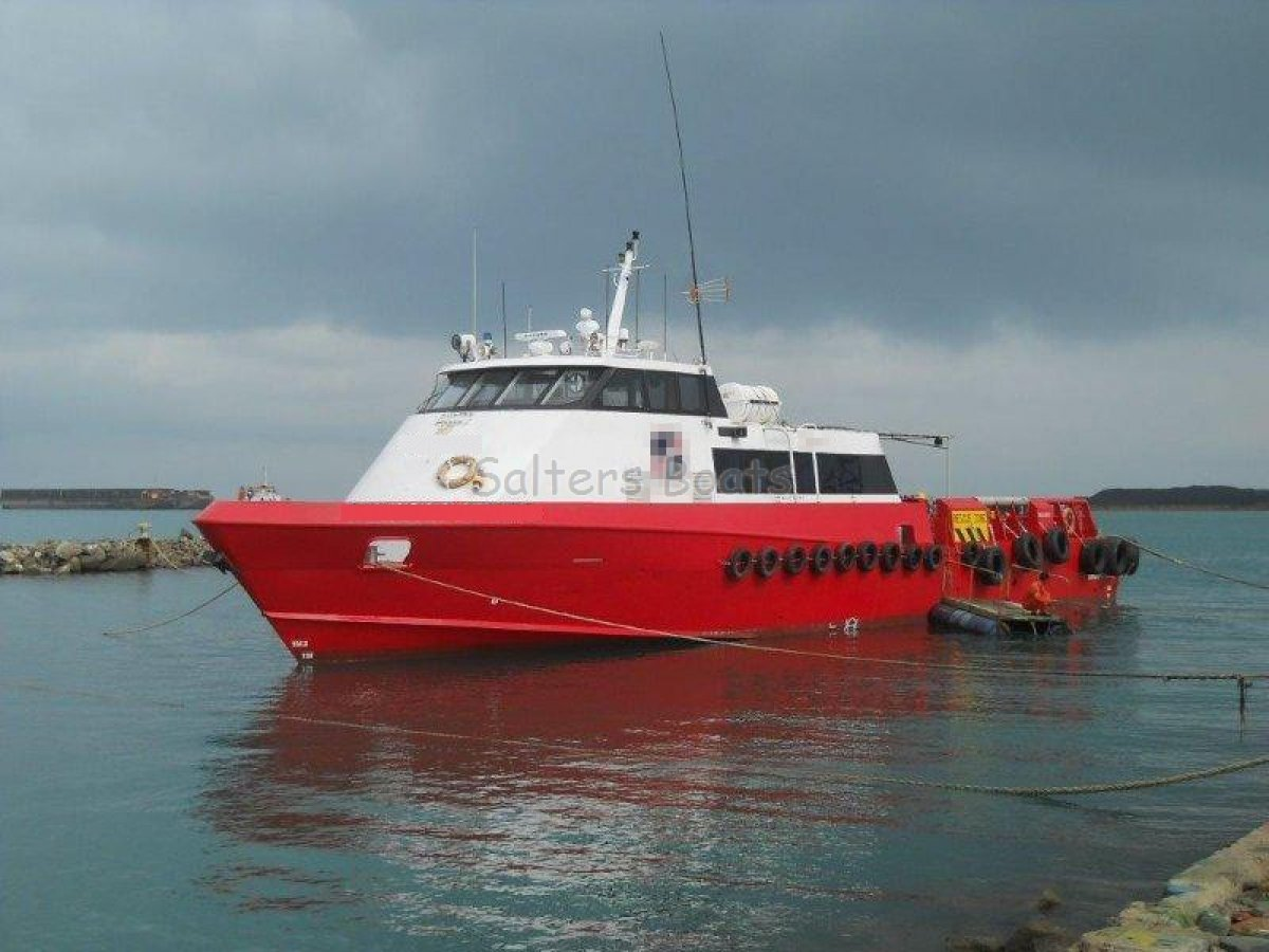 SBF Shipbuilders 28m Crew Transfer Vessel