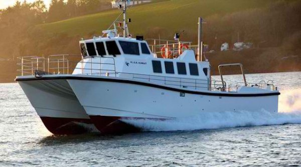 Safehaven Wildcat 53 Twin Deck