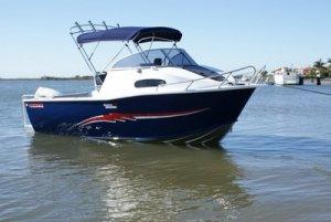 Aquamaster 530 Half Cabin