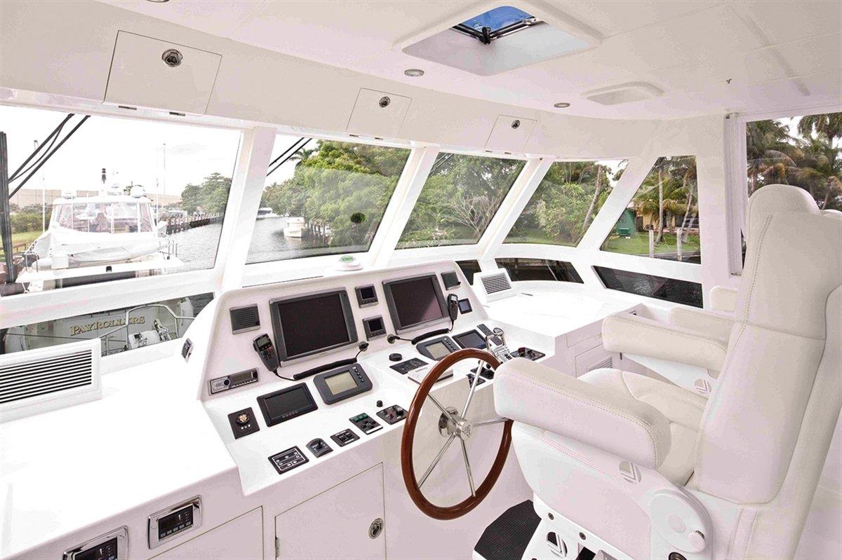 Hampton Endurance 680 LRC Motor Yacht