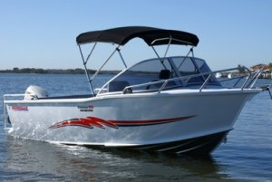 Aquamaster 5.50 Deluxe Runabout