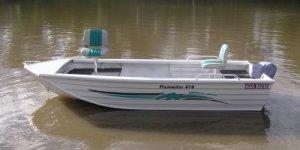 Aquamaster 3.90 Flymaster (Hull Only)