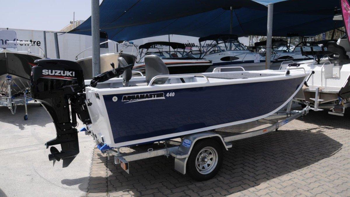 Aquamaster 4.40 Flymaster